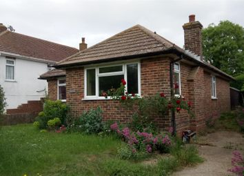 Thumbnail 3 bed detached bungalow for sale in Selhurst Road, Brighton