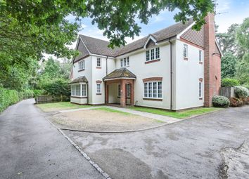 Thumbnail 5 bed detached house to rent in The Chatters, Bunces Shaw Road, Farley Hill, Reading