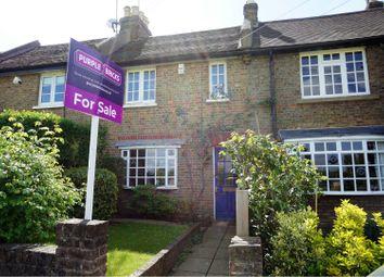 Thumbnail 3 bed terraced house for sale in Pegmire Lane, Aldenham