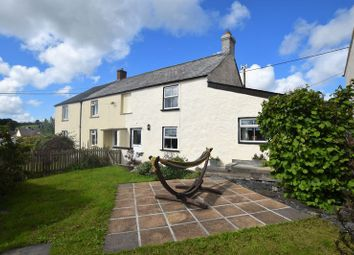 3 bed cottage for sale in Edgcumbe Terrace, Milton Abbot, Tavistock PL19