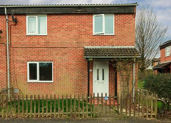 Thumbnail 3 bed end terrace house to rent in Oakdale, Bracknell