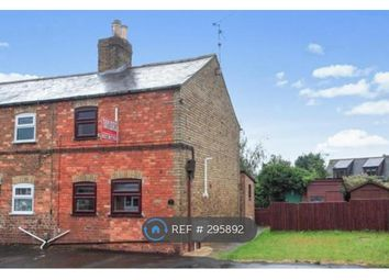 Thumbnail 2 bed semi-detached house to rent in Chapel Lane, Peterborough