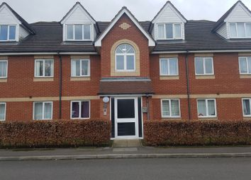 Thumbnail 2 bed flat to rent in Peterhouse Close, Peterborough