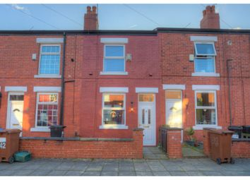 Thumbnail 2 bedroom terraced house for sale in River Street, Stockport