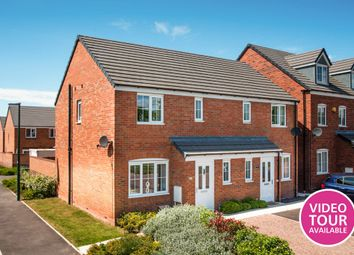 Thumbnail 3 bed semi-detached house for sale in Fletcher Place, Shrewsbury