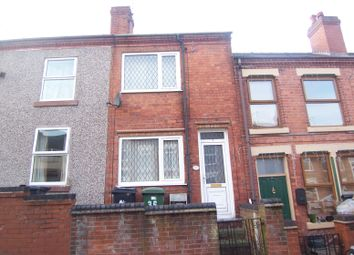 2 bed terraced house for sale in Gladstone Street, Heanor DE75