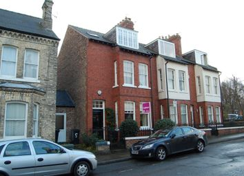 Thumbnail 4 bed terraced house to rent in Nunthorpe Avenue, York