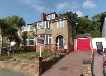Foxearth Road, Selsdon, South Croydon, Surrey CR2. 4 bed semi-detached house