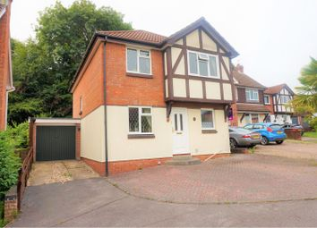 Thumbnail 4 bed detached house for sale in Mitre Copse, Fair Oak Eastleigh