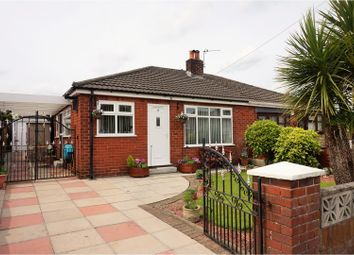 Thumbnail 2 bed bungalow for sale in Woburn Close, St. Helens