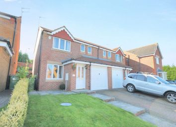 Thumbnail 3 bed semi-detached house for sale in Copeland Close, Skelton-In-Cleveland, Saltburn-By-The-Sea