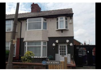 Thumbnail 3 bed end terrace house to rent in Bradville Road, Liverpool