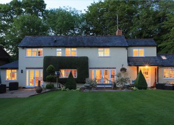 Thumbnail 4 bed cottage for sale in Beggar Hill, Fryerning, Ingatestone