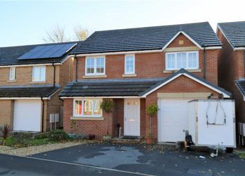 Thumbnail 4 bed detached house for sale in Beauchamp Walk, Swansea