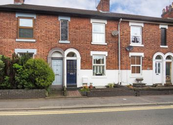 Thumbnail 2 bed terraced house for sale in Wolverhampton Road, Stafford