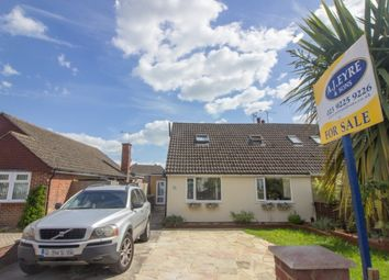 Thumbnail 4 bed property for sale in Haslar Crescent, Waterlooville