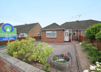 Thumbnail 3 bed bungalow for sale in Armstrong Road, Thorpe St Andrew, Norwich