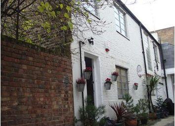 Thumbnail 3 bed flat to rent in Coleridge Road, London