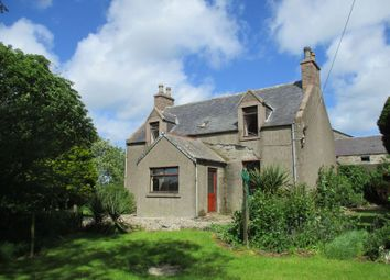 Thumbnail 5 bed farmhouse for sale in Auchleuchries, Ellon