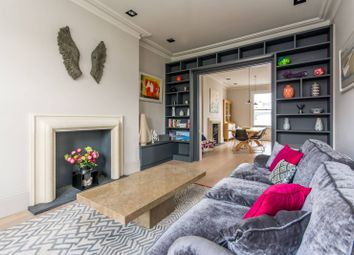 Thumbnail 3 bed flat for sale in Sinclair Road, Brook Green