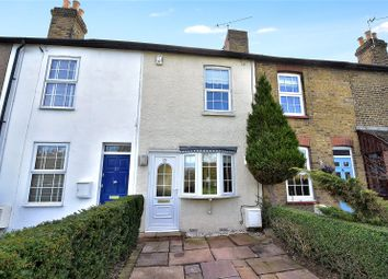 Thumbnail 3 bed terraced house for sale in Leyton Cross Road, Wilmington, Dartford, Kent