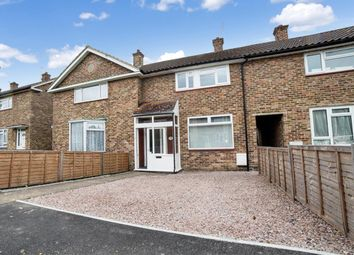 Thumbnail 3 bed terraced house for sale in Huddlestone Crescent, Merstham