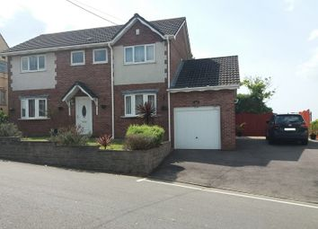 Thumbnail 4 bed detached house for sale in Old Road, Baglan, Port Talbot, Neath Port Talbot.