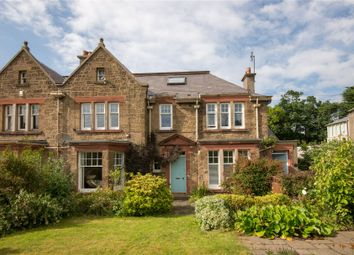 Thumbnail 3 bed flat for sale in St. Baldreds Road, North Berwick, East Lothian