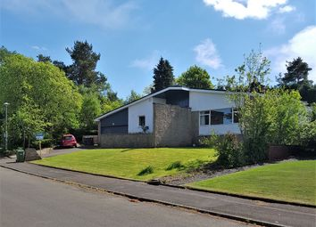 Thumbnail 4 bedroom bungalow for sale in Lawmarnock Crescent, Bridge Of Weir