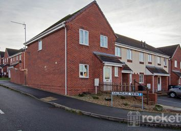 Thumbnail 3 bedroom semi-detached house to rent in Galingale View, Newcastle-Under-Lyme
