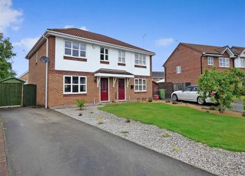 Thumbnail 3 bed semi-detached house for sale in Millbrook Close, Winsford, Cheshire