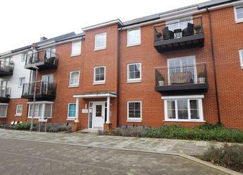 Thumbnail 1 bed flat for sale in Eden Road, Dunton Green, Sevenoaks