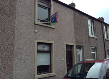 Thumbnail 2 bed terraced house to rent in Lancaster Street, Dalton-In-Furness