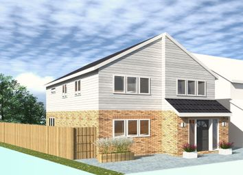 Thumbnail 3 bed detached house for sale in Glemsford Close, Felixstowe
