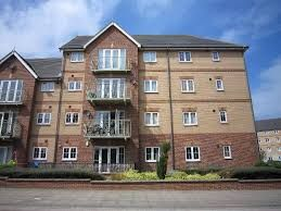Thumbnail 2 bed flat to rent in Admiral Way, Hartlepool