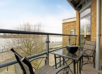 Thumbnail 2 bed flat for sale in Merchants House, Collington Street, London