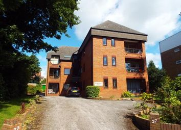 Thumbnail 2 bed flat for sale in 27 Westwood Road, Southampton, Hampshire