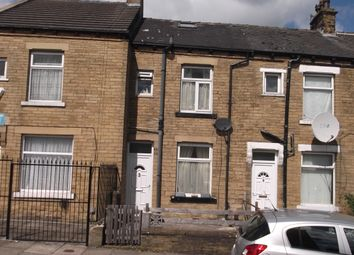 Thumbnail 3 bedroom terraced house to rent in Winstone Terrace, Bradford