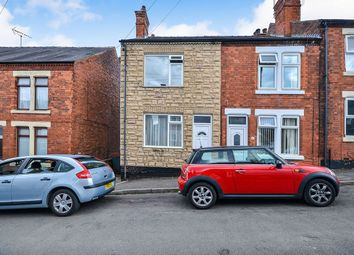 Thumbnail 2 bed terraced house for sale in Bentinck Street, Annesley Woodhouse, Kirkby-In-Ashfield, Nottingham
