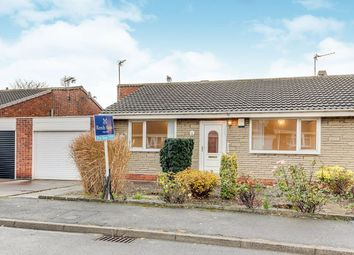 Thumbnail 2 bed bungalow for sale in Brinkburn Avenue, Blyth