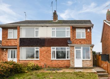 Thumbnail 3 bedroom semi-detached house for sale in Unicorn Avenue, Eastern Green, Coventry