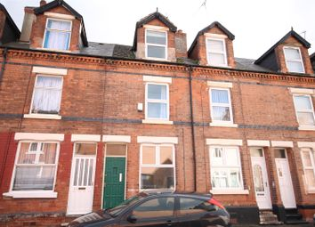 Thumbnail 3 bed terraced house for sale in St. Christopher Street, Nottingham