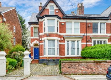 Thumbnail 3 bed flat for sale in Waverley Road, Sefton Park, Liverpool