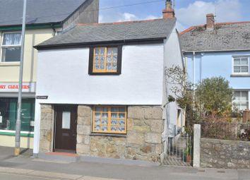 Meneage Street, Helston TR13. 1 bed end terrace house for sale