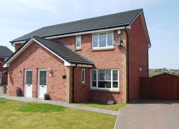 Thumbnail 3 bed semi-detached house for sale in Blairhead View, Shotts, Lanarkshire