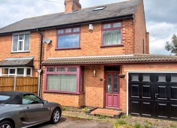 Thumbnail 3 bed semi-detached house to rent in Hinckley Road, Leicester