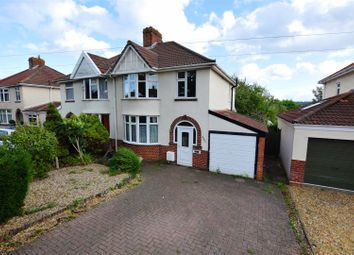Thumbnail 3 bed semi-detached house for sale in Portway, Avonmouth, Bristol