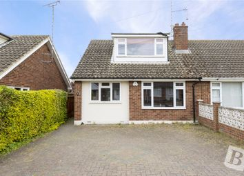 Thumbnail 3 bed semi-detached house for sale in Longmore Avenue, Chelmsford, Essex