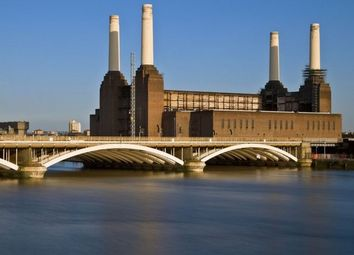 Thumbnail 2 bedroom flat for sale in Battersea Power Station, Dawson House, Battersea