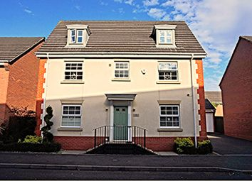 Thumbnail 5 bed detached house for sale in Finery Road, Wednesbury